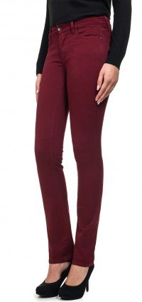 Alina Legging in wine red Super Sculpt